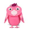 Kép 1/5 - Affenzahn Minihátizsák Neon Flamingó