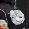 Kép 2/2 - Snowy - Szánhúzó kutya kulcstartó - Ergobag Hangies