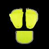 Kép 7/7 - Oldalzseb készlet, neonsárga,ergobag