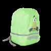 Kép 2/2 - Esővédő ergobag táskára- Neonzöld_Bea Bahadir