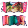 Kép 3/3 - ergobag Kletties Scrap Book - Leporelló - Pink