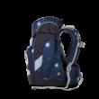 ergobag ergonomikus iskolatáska - AtmosBearGlow- ergobag prime