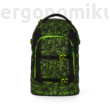 Satch pack iskolatáska - hátizsák - Green Bermuda