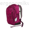 Satch iskolatáska, normál - Purple Leaves - satch Sleek