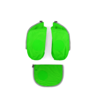 ergobag oldalzseb cubo - zöld