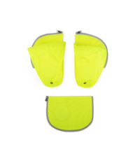 ergobag oldalzseb prime - sárga