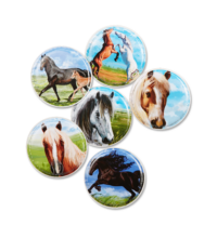 ergobag matrica készlet - Pferde - Lovak