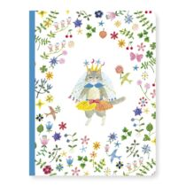 Djeco Jegyzetfüzet A/5 - Aiko notebook