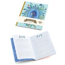 Djeco Jegyzetfüzet A/5 - Aurelia notebook
