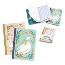 Djeco Jegyzetfüzet 2 db A/6 - Lucille little notebooks