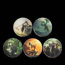 ergobag Matrica készlet Knights