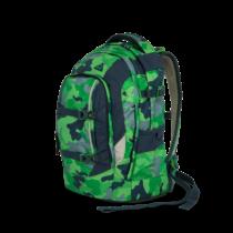 Satch pack hátizsák Green Camou