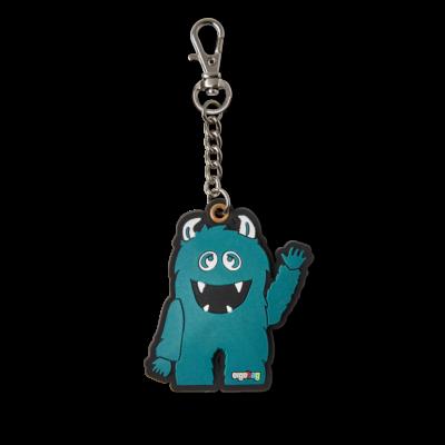 Monster- Szörnyecske kulcstartó - Ergobag Hangies