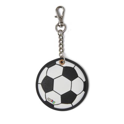 Futball - Focilabda kulcstartó - Ergobag Hangies