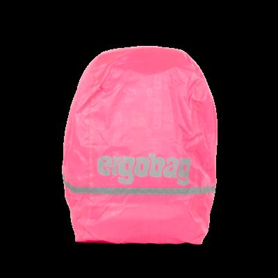 Esővédő ergobag táskára - Pink