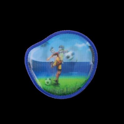Futball ergobag matricák -Kletties, 3D mozgó