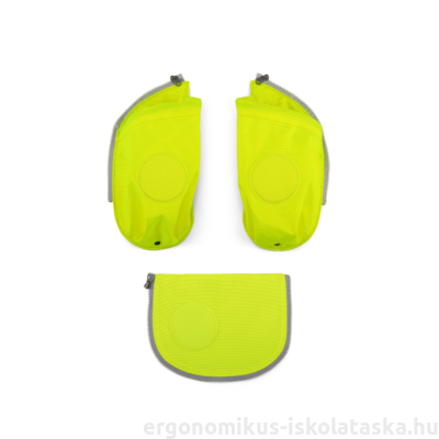 oldalzseb cubo sárga