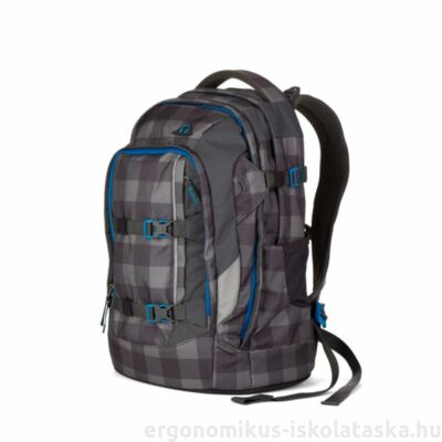 Satch pack iskolatáska - hátizsák- Checkplaid