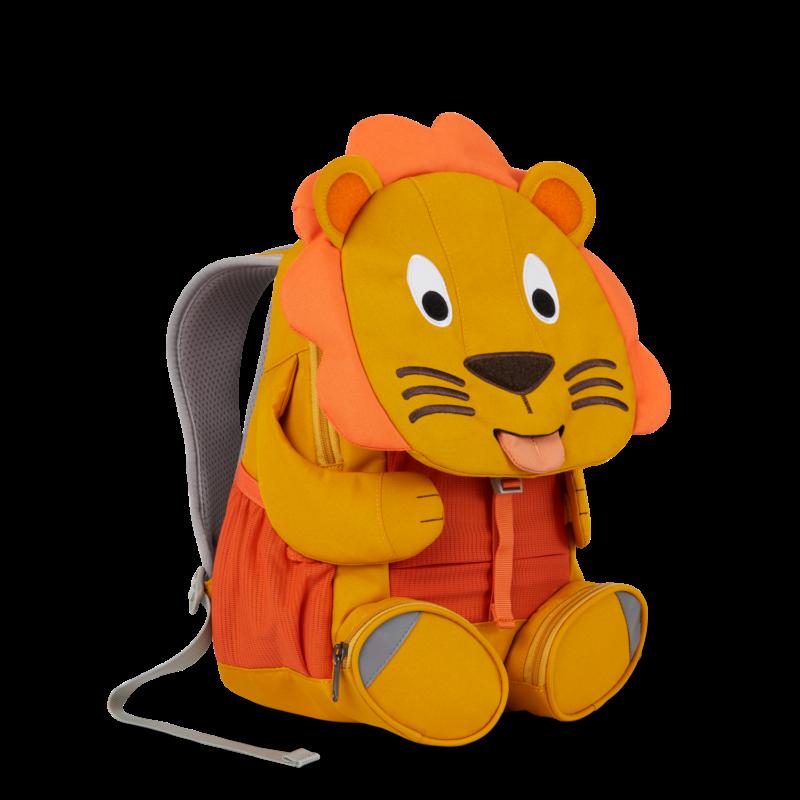 Affenzahn ovis hátizsák, Leo az oroszlán, 4-6 éveseknek