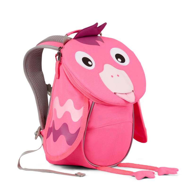 Flamingó Affenzahn Minihátizsák Neon