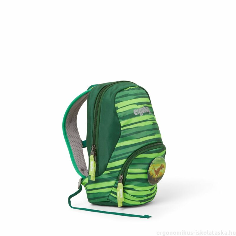 Jungle ergobag ease small Dinós ovis hátizsák