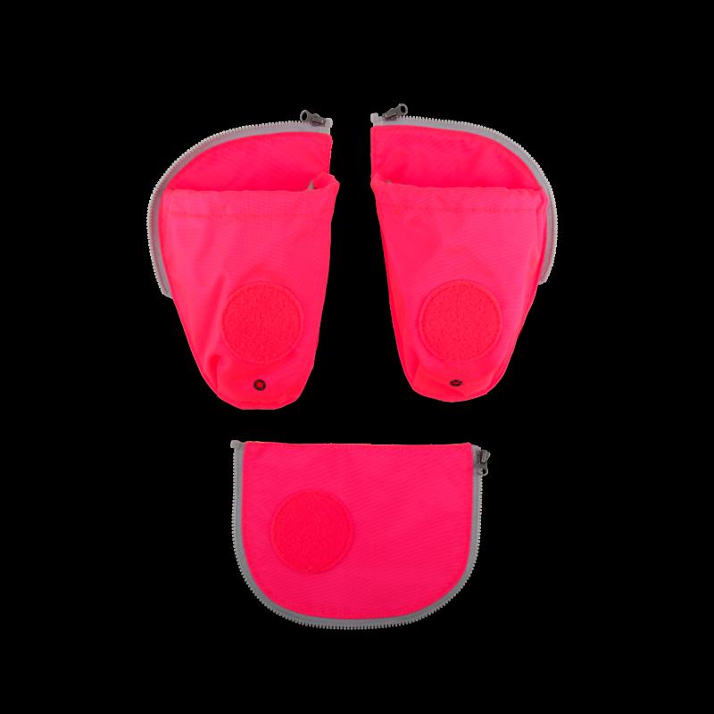 ergobag oldalzseb cubo - Pink