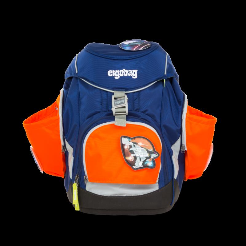 ergobag oldalzseb prémium, ergobag táskára, orange