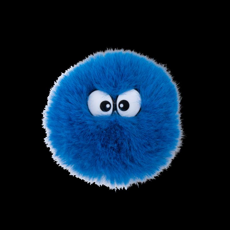Kék ergobag matricák-Kletties kontúr, puha plüss