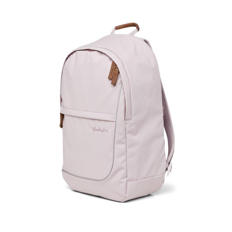 Satch Fly hátizsák Pure Rose, pasztell rózsaszín