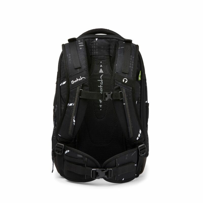 Ninja Matrix Satch Match felsős iskolatáska, sport hátizsák