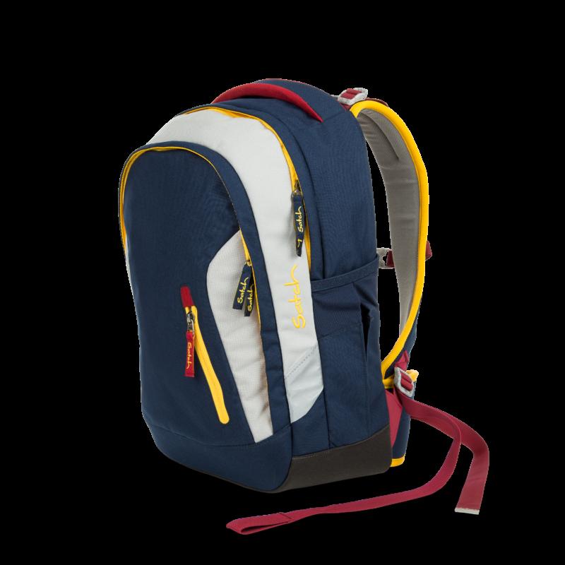 Satch iskolatáska, normál - Flash Hopper - satch Sleek