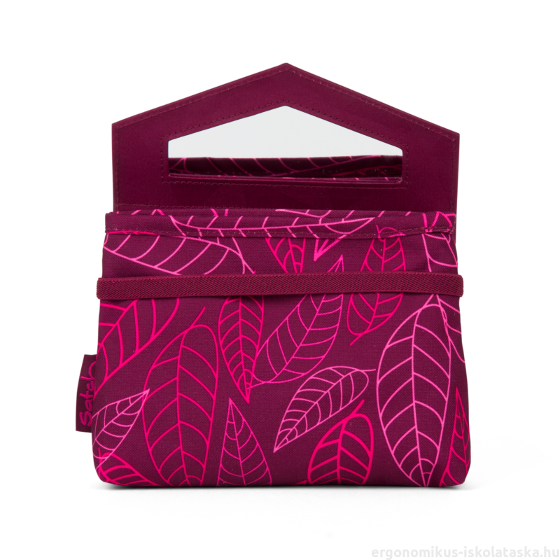 Satch Klatsch neszesszer - Purple Leaves