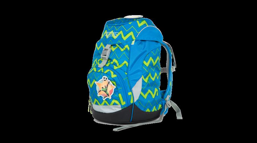 Az ergonomikus ergobag iskolatáska-hátizsák LiBearo ( gyártó ergobag ... 1188208561